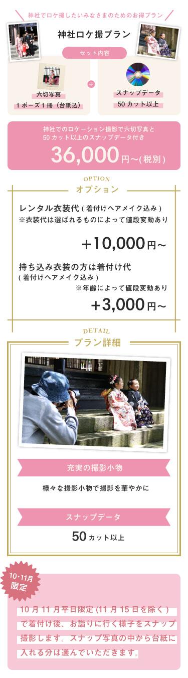 神社ロケ撮影プラン